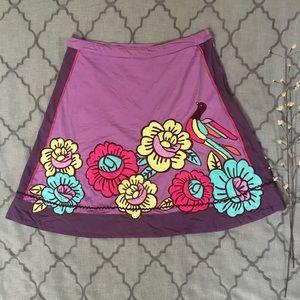 Rare, Old Skool & Wildly Beautiful Odille Skirt